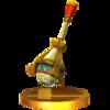 Gust Bellows trophy