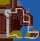 Delfino Square map
