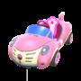 Cat Cruiser from Mario Kart Tour