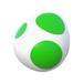 Yoshi Egg from Mario Kart Tour.