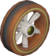 The Wood8_Brown tires from Mario Kart Tour
