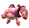 Artwork of the Robobot Armor's Spirit in Super Smash Bros. Ultimate