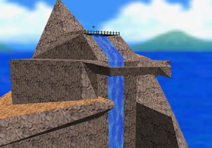 Star icon in Super Mario 64
