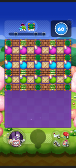 Stage 14C from Dr. Mario World