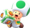 Green Toad - MarioPartyStarRush.png