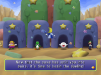 Mount Duel from Mario Party 6