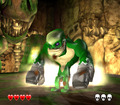 Greenfist Wario World screenshot.png