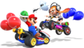MK8 Deluxe Art - Mario and Inkling.png