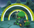 Thumbnail of the Ring Race bonus challenge held at DS Luigi's Mansion