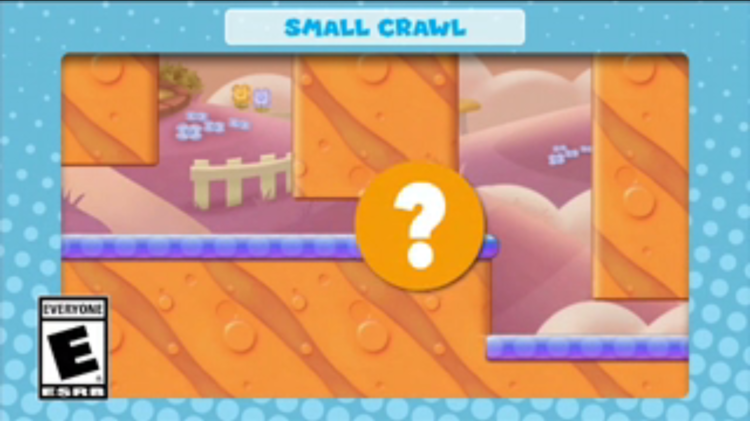 A frame of the video shown with the ninth question in Mini Mario & Friends: amiibo Challenge Trivia Quiz