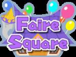 Logo for Faire Square in Mario Party 6