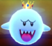 King Boo as viewed in the Character Museum from Mario Party: Star Rush