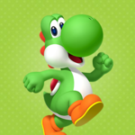 The icon for Yoshi Facts from Nintendo Kids Club