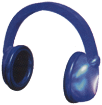 Candy's Headphones from Donkey Kong 64.