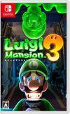 Luigi's Mansion 3 Japanese cover