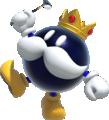 Artwork of King Bob-omb in Mario Golf: Super Rush