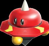 Spiky Topman