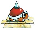 Spike Artwork - Mario Clash.png