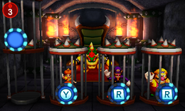 Cage-in Cookin' from Mario Party: The Top 100