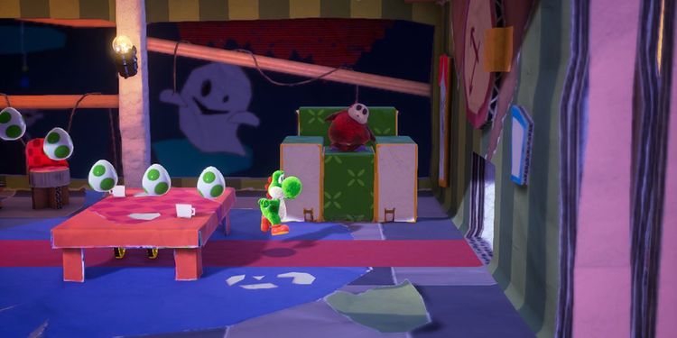 Picture shown with the third question in Yoshi's Crafted World Trivia Quiz