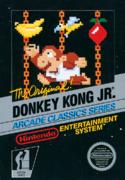 Boxart to Donkey Kong Jr.