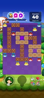 Stage 270 from Dr. Mario World since March 18, 2021