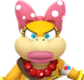 Sprite of Dr. Wendy from Dr. Mario World