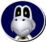 Dry Bones's mugshot from Mario Party 7