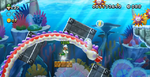 Dragoneel Depths from New Super Luigi U.