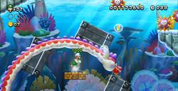 Dragoneel Depths from New Super Luigi U.