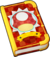 The book holding the Paper characters in Mario & Luigi: Paper Jam