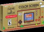 North American box for Game & Watch: Super Mario Bros.
