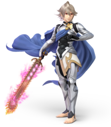 Corrin from Super Smash Bros. Ultimate