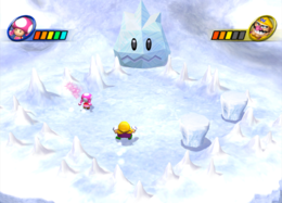 Frozen Assets from Mario Party 8