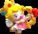 Baby Peach (Cherub) from Mario Kart Tour