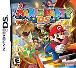 North American box art for Mario Party DS