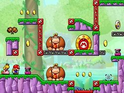 Level 2-5 of Jumpy Jungle