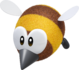 Artwork of a Stingby from Super Mario 3D World.