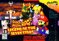 Super Mario RPG: Legend of the Seven Stars boxart