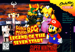 Super Mario RPG: Legend of the Seven Stars boxart