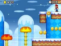 World 5 (New Super Mario Bros.) - Level 4