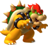 Mario Party 8 Artwork: Bowser