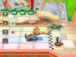 Insectiride from Mario Party 6