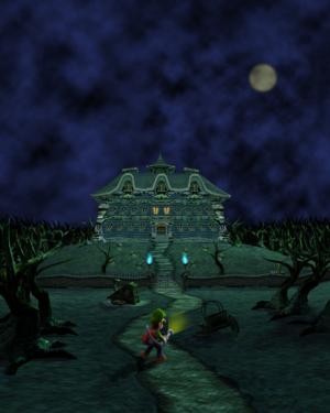 Luigi's Mansion (location)