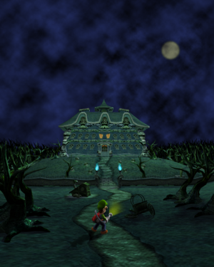 Luigi's Mansion (place)
