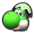Yoshi (Egg Hunt) from Mario Kart Tour