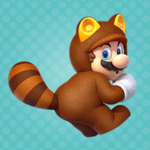 The icon for Mario Power-Ups from Nintendo Kids Club