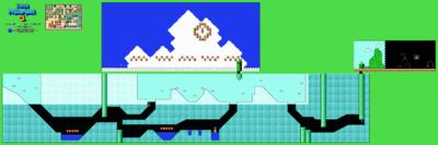 Super Mario Bros. 3 World 1-5 Map