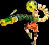 Min Min's Spirit sprite from Super Smash Bros. Ultimate