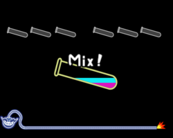 Flask Me Later in WarioWare: Smooth Moves.